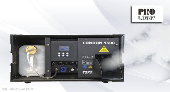 foto de Máquina HAZER London 1500