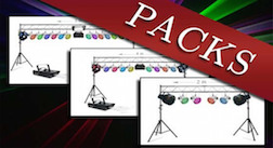 PACKS LUCES PARA FIESTAS